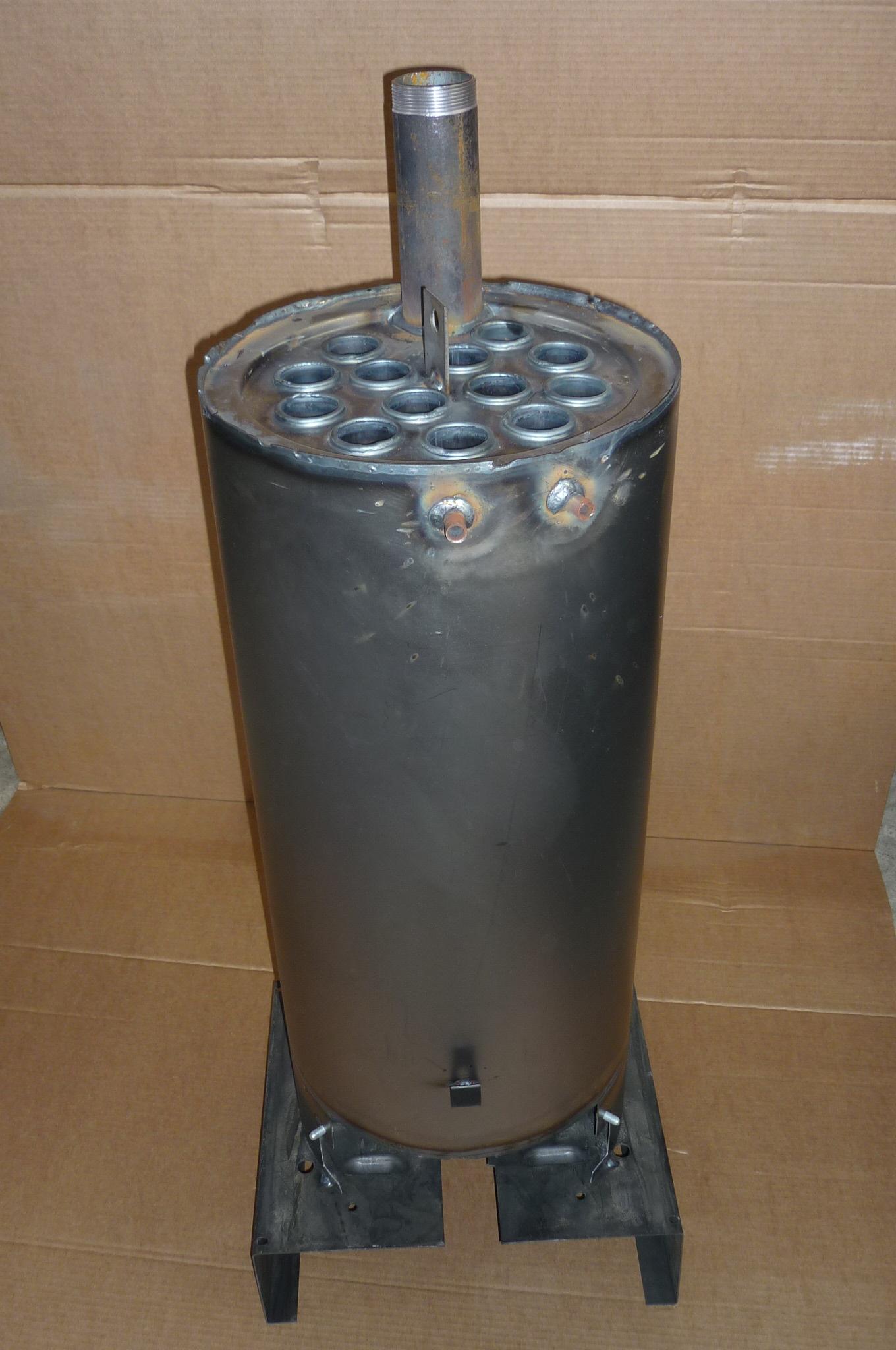 Теплообменник для котлов аогв краснодар как и чем промыть медный теплообменник от накипи в проточном газовом водонагревателе